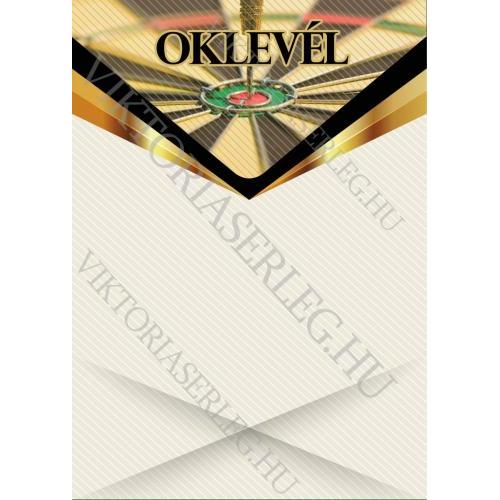 Oklevél VT Okl 07